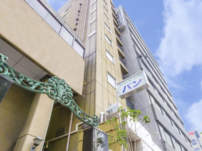 築地商務酒店Ban的圖片1