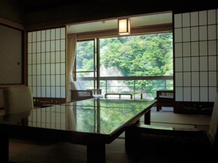 宇奈月溫泉延樂旅館的圖片2
