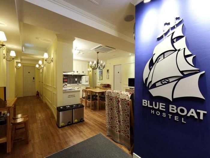 南浦藍船旅館的圖片1
