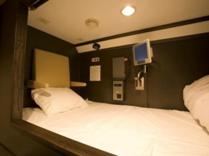 名古屋膠囊小旅館 - 限男性的圖片2