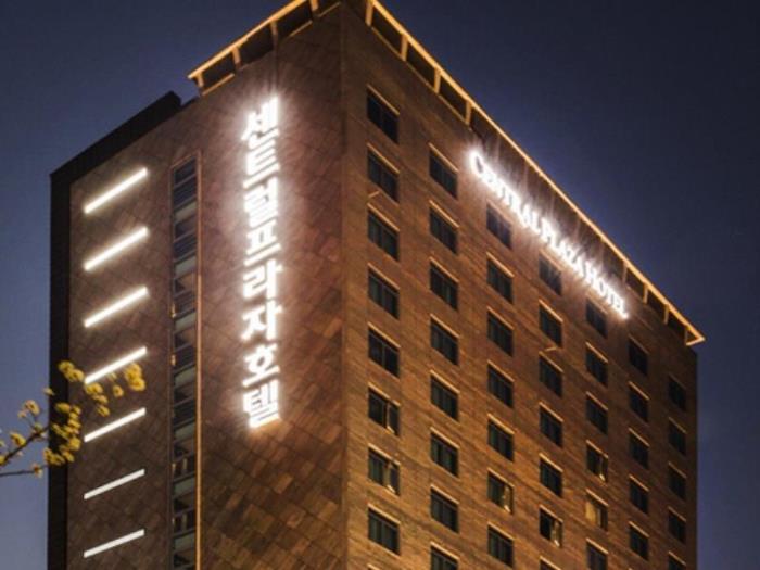 本暱客雅高級酒店 - 中央廣場的圖片1