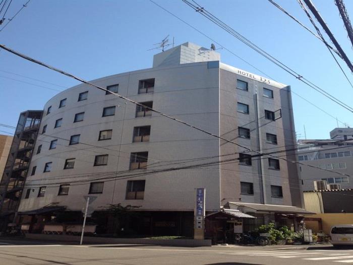 天王寺1-2-3酒店的圖片1