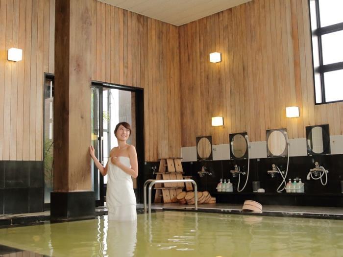都心之天然溫泉名古屋皇冠酒店的圖片5