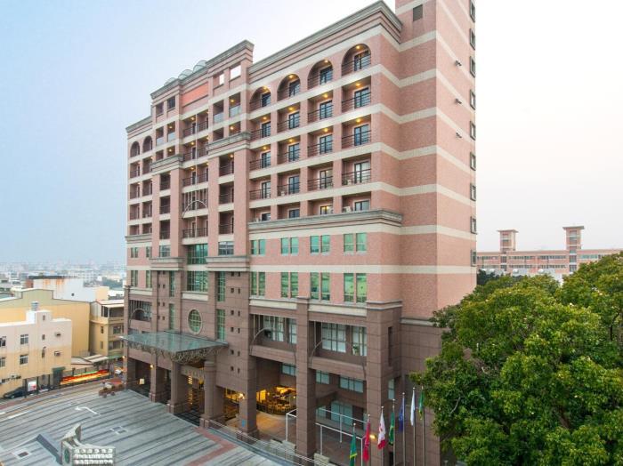 彰化福泰商務飯店的圖片1