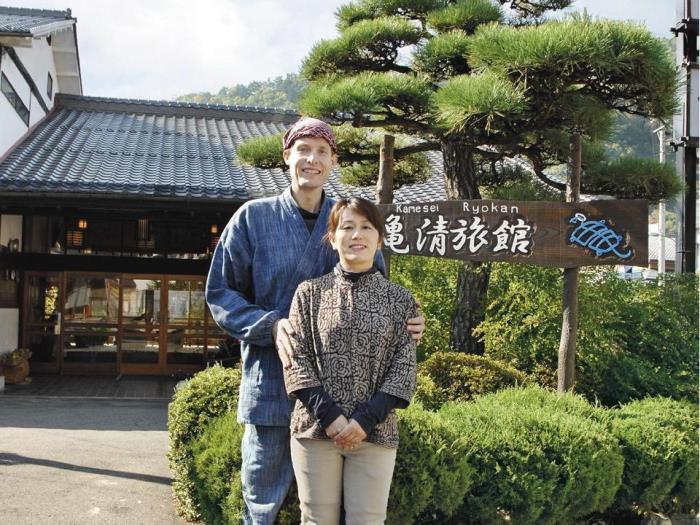 亀清旅館日式旅館的圖片1