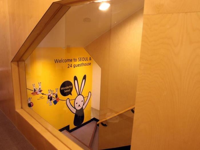 高級24旅館 - 首爾站的圖片5
