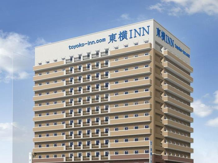 東橫INN大阪阿倍野天王寺&療養酒店市大病院前的圖片1