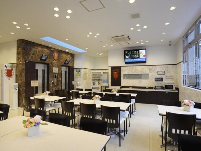 東橫INN大阪阿倍野天王寺&療養酒店市大病院前的圖片4