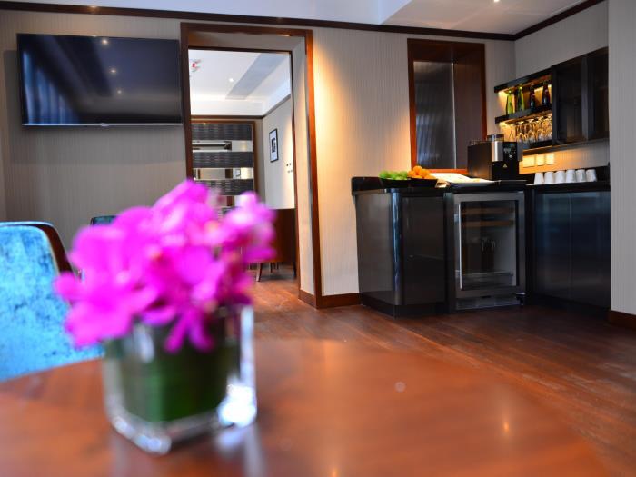 香港盛捷維園公寓酒店的圖片5