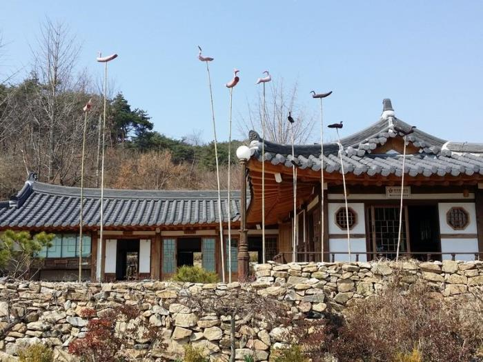 慢城橋村韓屋旅館的圖片3