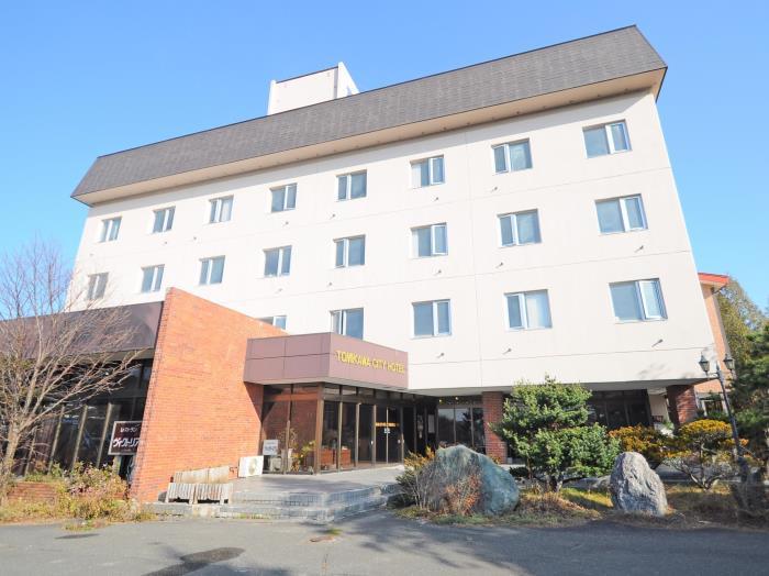富川城市酒店的圖片1