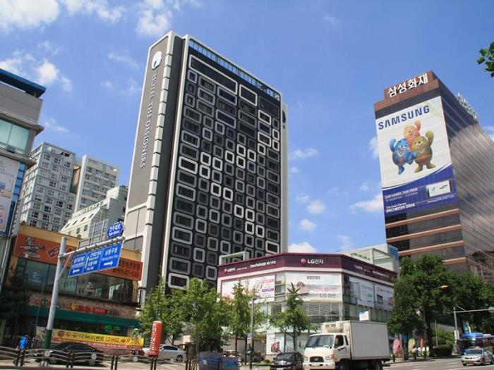 設計酒店 - 仁川的圖片3