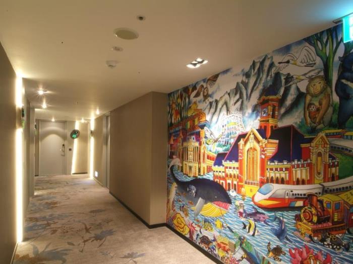 雲端商務旅館的圖片5