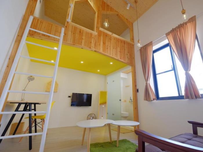 Loft Wo閣樓x旅宿的圖片1