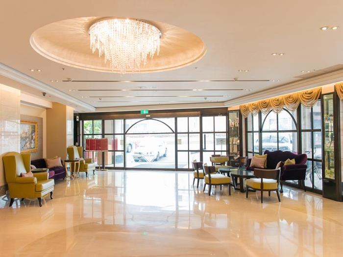 致麗伯爵酒店的圖片3
