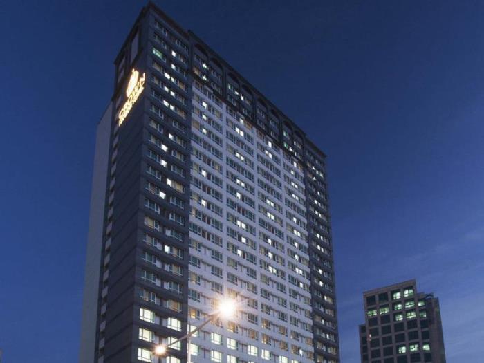 釜山皇冠海港酒店的圖片1