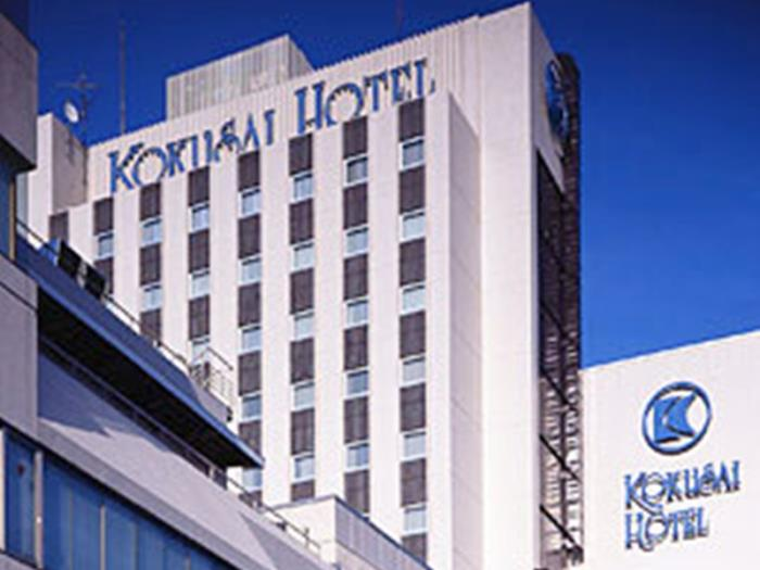 青森國際酒店的圖片1