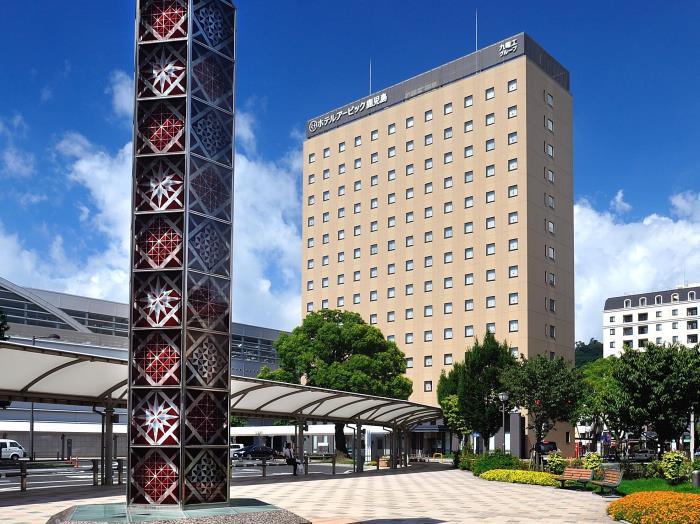 鹿兒島烏比客酒店的圖片1