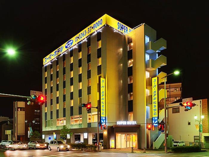 松本站前超級酒店的圖片1