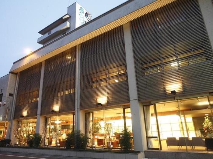 湯快度假集團粟津大酒店的圖片1