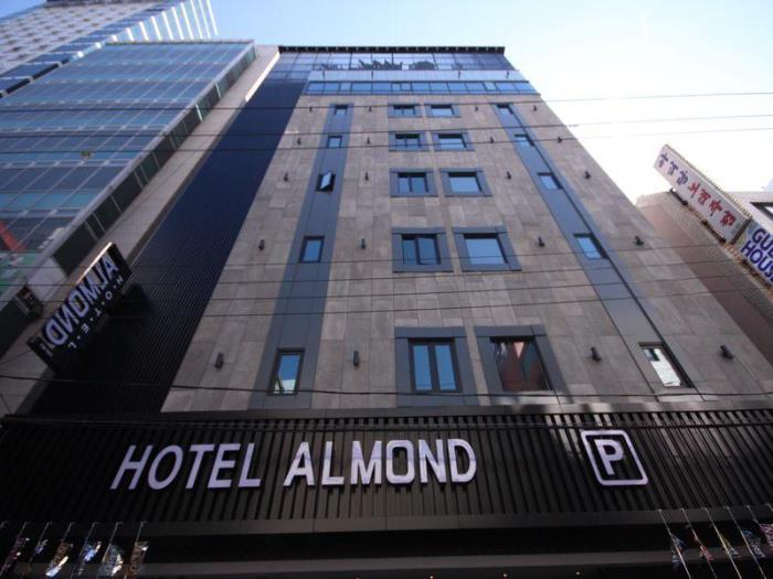 阿爾蒙德酒店 - 釜山站的圖片1