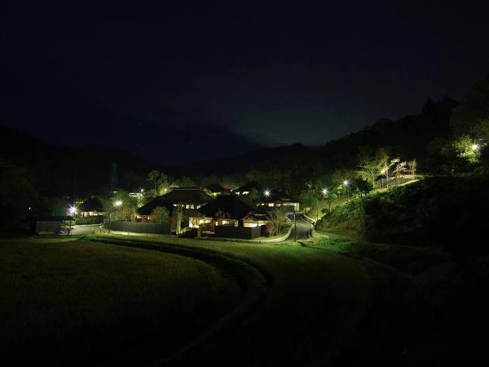 深山山莊旅館的圖片3