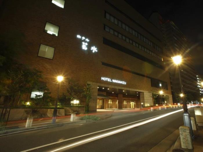 寶塚溫泉若水酒店的圖片5