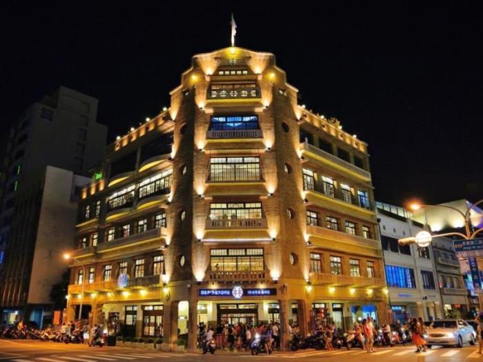 愛台南背包旅店的圖片5