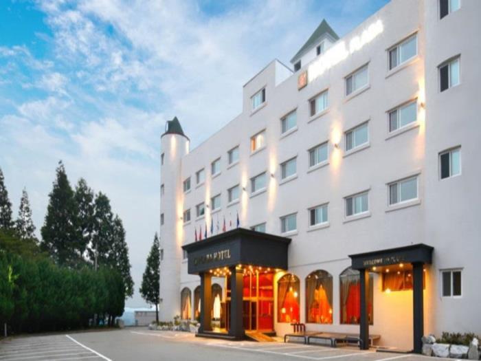 安眠島廣場酒店的圖片1