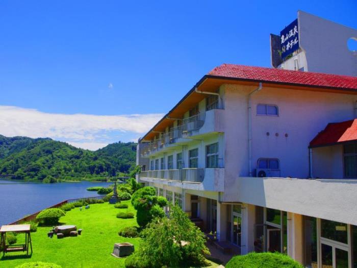 亀山溫泉酒店的圖片1