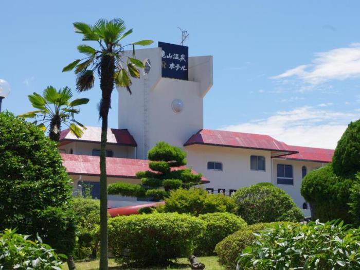 亀山溫泉酒店的圖片4