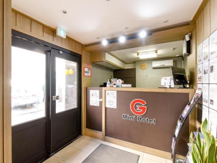 東大門G迷你酒店的圖片1