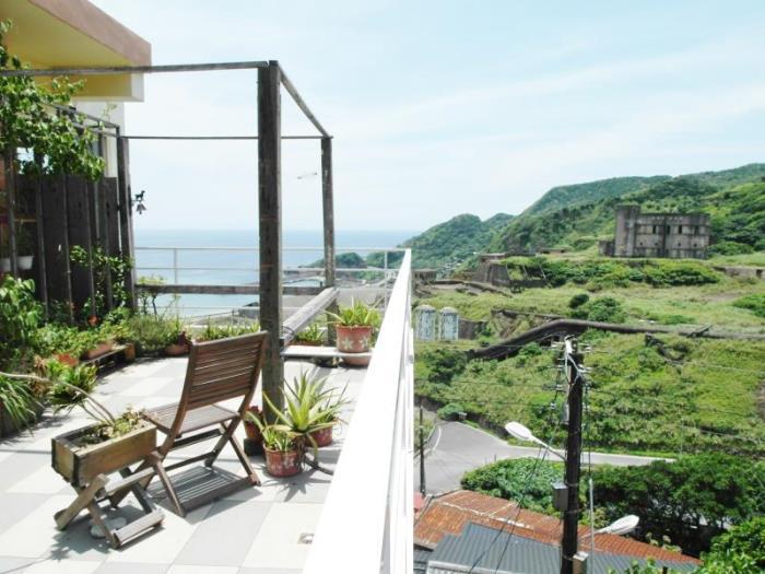 Sea Cafe九份金瓜石景觀民宿的圖片1