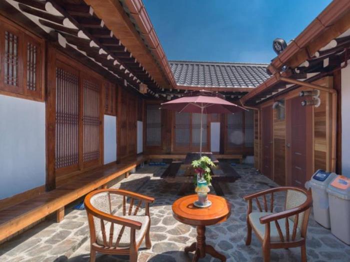 仁寺洞石鍋拌飯韓屋旅館的圖片1