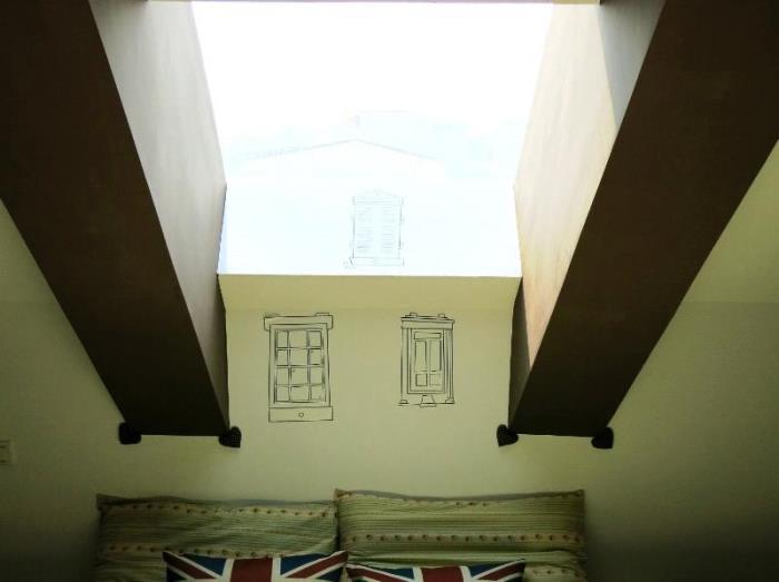 屋頂上的星塵的圖片2