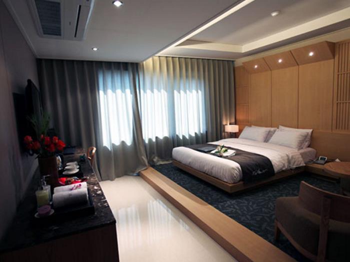 月尾島秘密觀光酒店的圖片5