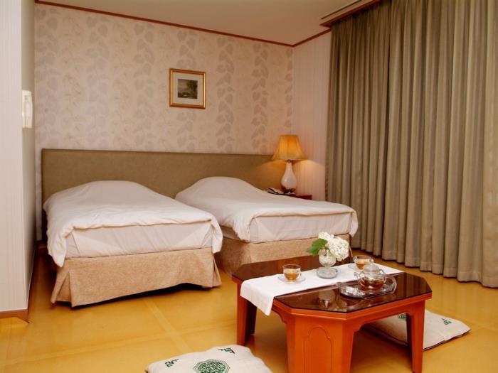 溫陽溫泉酒店的圖片3