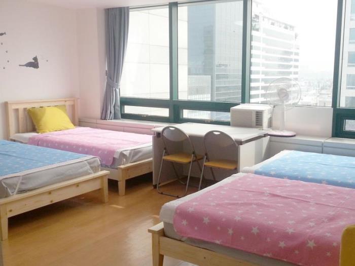 弘大梨花旅館的圖片1