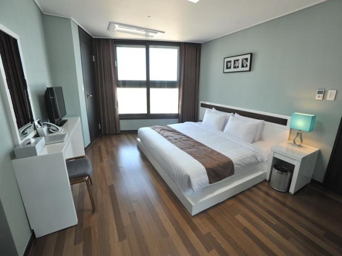 海雲臺馬克酒店的圖片2