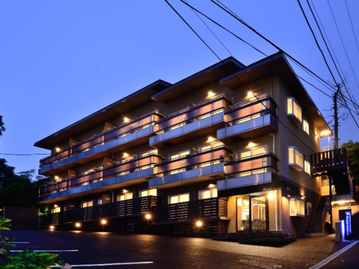 箱根強羅旅人之宿e-Rooms的圖片1
